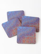 Rogues Gallery 43 Coasters