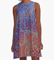 Rogues Gallery 43 A-Line Dress