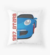 997 Porsche GT2RS  Throw Pillow