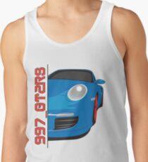 997 Porsche GT2RS  Tank Top