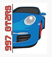 997 Porsche GT2RS  Photographic Print
