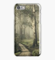 Silently Still iPhone Case/Skin