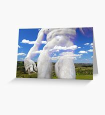 All About Italy. Tuscany Landscape 2 Greeting Card