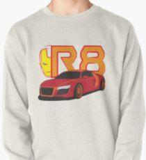 Iron Audi R8 Pullover Sweatshirt