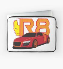 Iron Audi R8 Laptop Sleeve