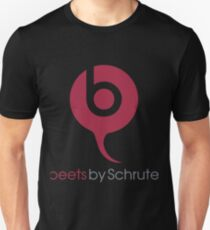 Beets By Schrute - The Office US - (Beats By Dr. Dre) Unisex T-Shirt