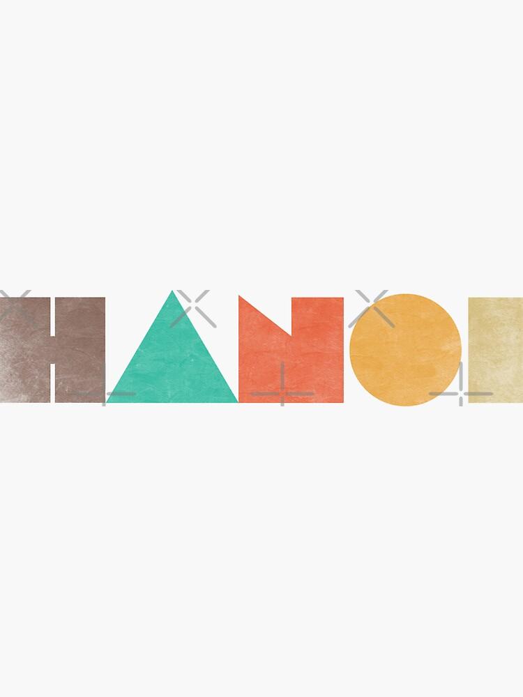 Hanoi Vintage by designkitsch