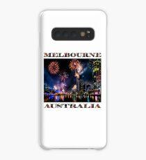 New Year Fireworks, Melbourne Australia SE Case/Skin for Samsung Galaxy