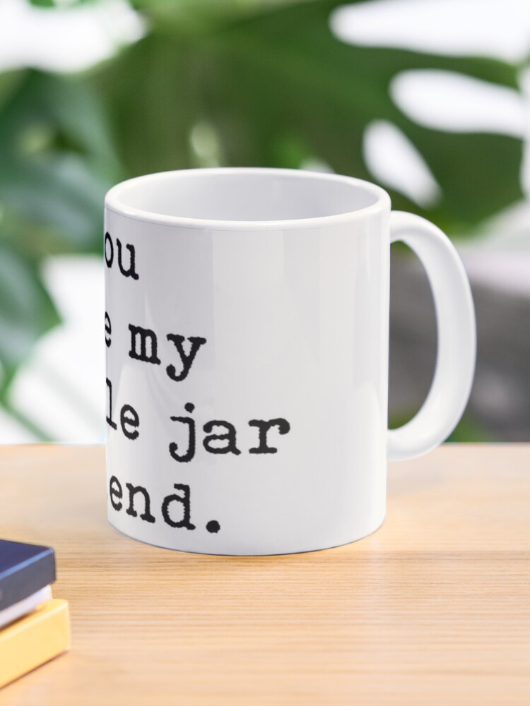you are my marble jar friend inspired by brene brown quotes