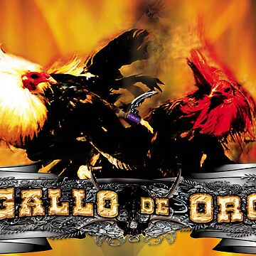 Gallo De Oro by Trickmaster