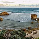 Afternoon Wave Break, Blairgowrie by randmphotos