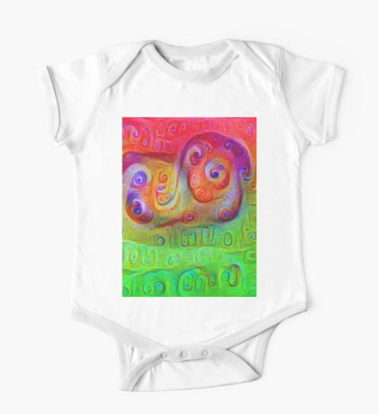 DeepDream Red to Green 5K Kids Clothes