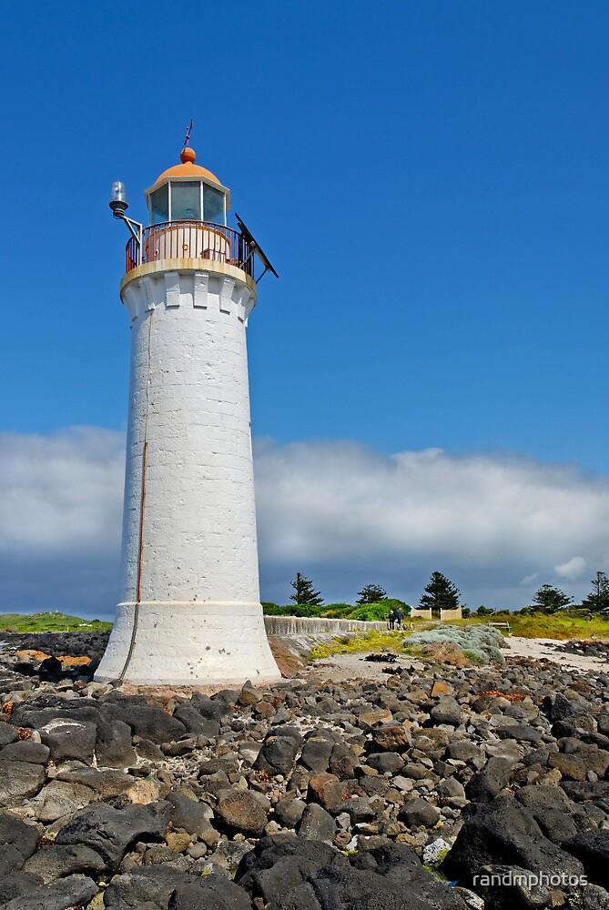 Port Fairy Historic Lighthouse by randmphotos