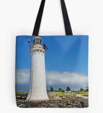 Port Fairy Historic Lighthouse Tote Bag