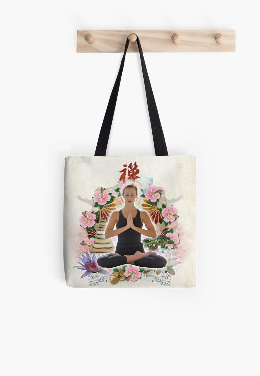 Zen Girl by logotrips