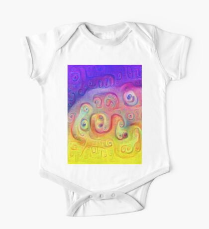 DeepDream Violet to Yellow 5K Kids Clothes