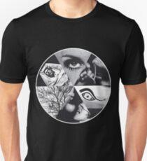 Demdike Stare - Befreiung durch Hören Slim Fit T-Shirt