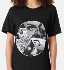 Demdike Stare – Liberation Through Hearing Slim Fit T-Shirt