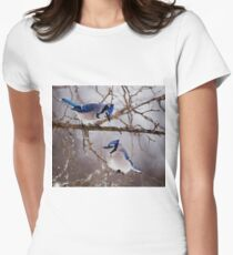 Blue Jays - Shirley's Bay, Ottawa Womens Fitted T-Shirt