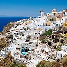 Santorini, Greek Islands by Melissa Fiene