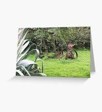 LandLord tressure Greeting Card