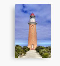 Lighthouse, Cape du Couedic, Kangaroo Island, South Australia  Canvas Print