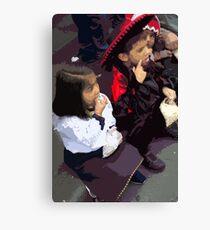 Cuenca Kids 658 Canvas Print