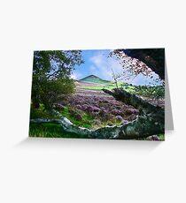 Hawnby Moor #7 Greeting Card