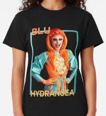 BLU HYDRANGEA Classic T-Shirt