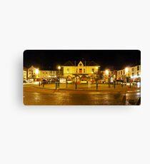 Market Square, Kilrush, Co. Clare, Ireland. Canvas Print