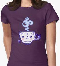 Namastea Womens Fitted T-Shirt