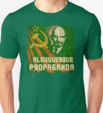 Albuquerque Propaganda - iPhone, T-Shirts and Prints Unisex T-Shirt