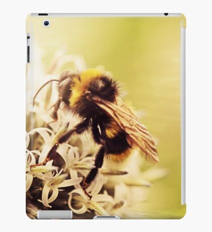 Love the bees! iPad Case/Skin