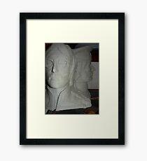 john lennon and ringo Framed Print