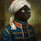 The Hermitage Court Moor Cat  by Ldarro