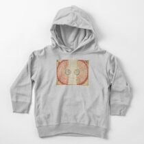 Ptolemaic geocentric model of the Universe (Bartolomeu Velho, 1568) Toddler Pullover Hoodie