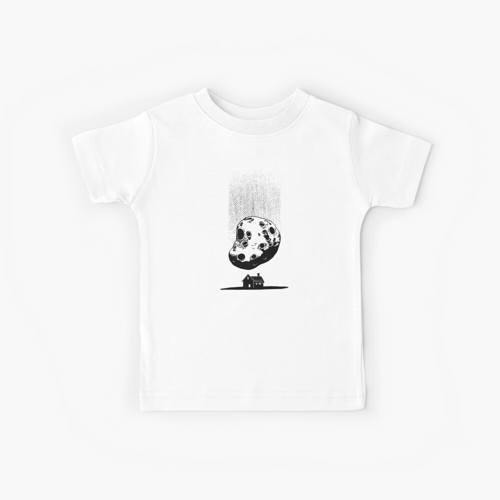 Trouble at Home Kids T-Shirt