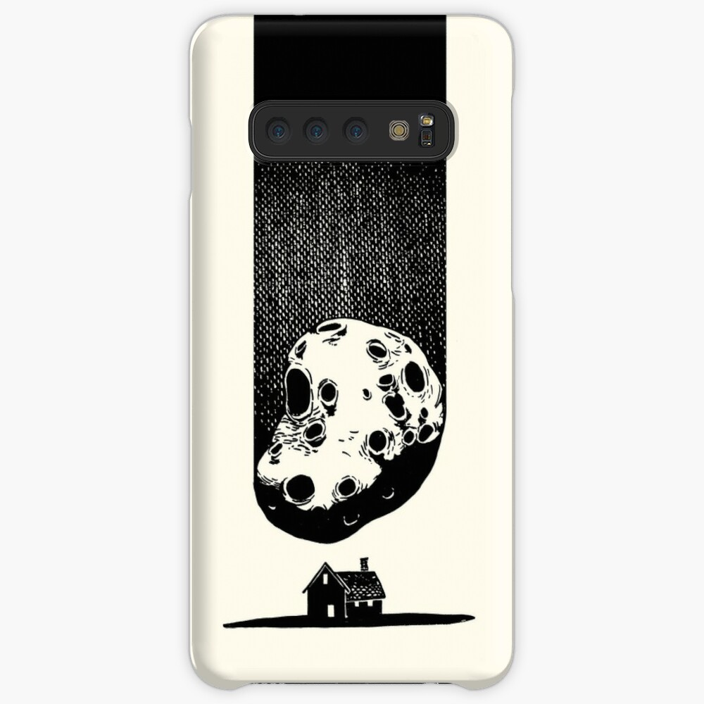 Trouble at Home Case & Skin for Samsung Galaxy