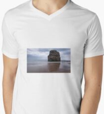 Coastline Men's V-Neck T-Shirt