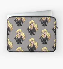 Blonde Domme Laptop Sleeve