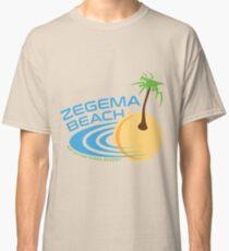 Zegema Beach - Motion Picture Meltdown Classic T-Shirt