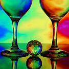 GLASS & HORIZON by RakeshSyal