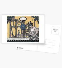 Steamboat Postkarten