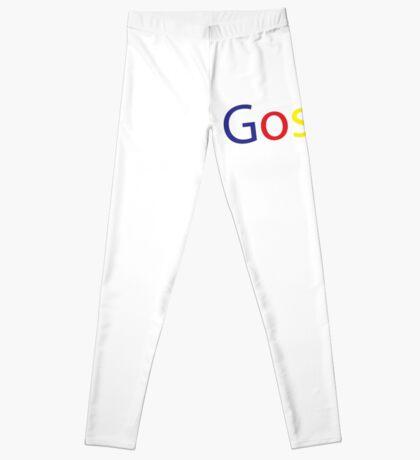 Gospel in Google Colors Leggings