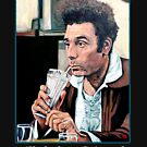 Milkshake Aficionado by Tom Roderick
