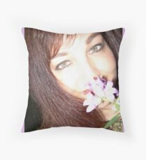 "Kiss A Girl featured in ""Inspired Art"" Throw Pillow"