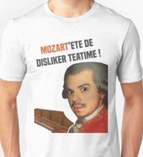 Mozart TeaTime Unisex T-Shirt