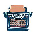 Typewriter by Shai Coggins