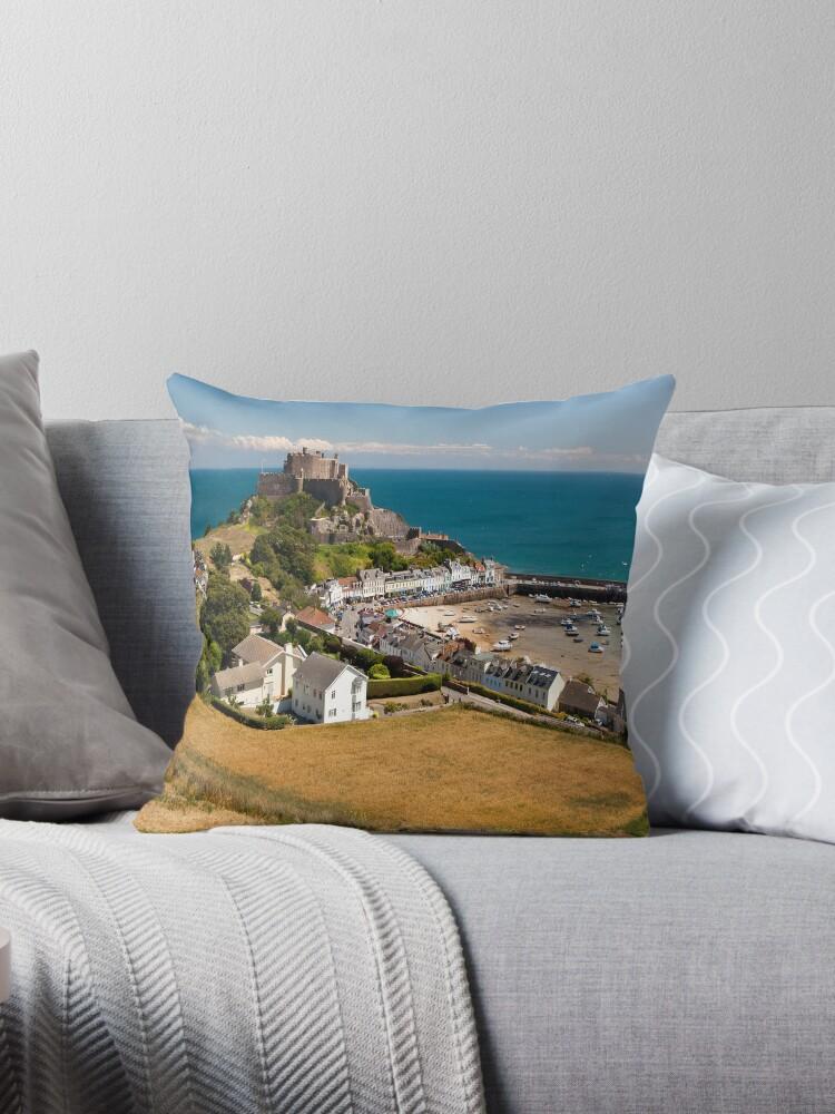 Gorey Castle by Karen Millard