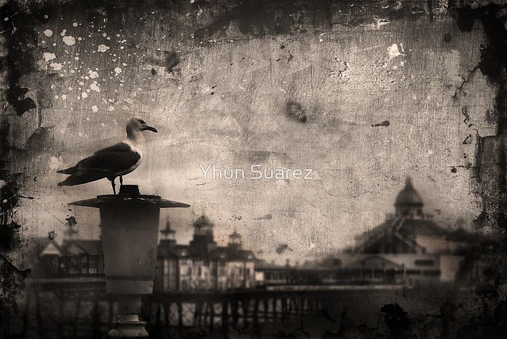 King Of The Pier by Yhun Suarez